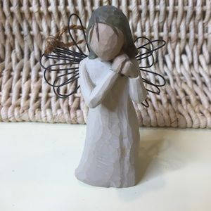 Willow Tree Angel of the Garden Xmas ornament